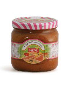 Menu Sauce Spicy Vegetable