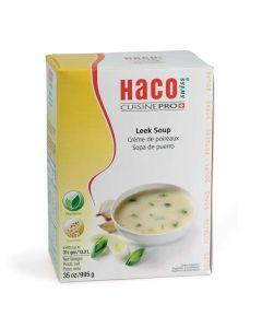 Haco Swiss Soup,leek Mix