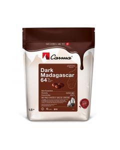 Carma Chocolate,madagasr 64%