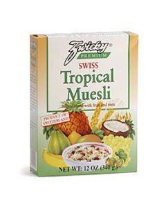 Zwicky Ag Muesli,tropical
