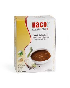Haco Swiss Soup,french Onion Mix