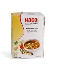Haco Swiss Soup,minestrone Mix
