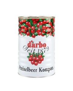 Darbo Compote,lingonberry