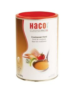 Haco Swiss Sauce,fond De Crustaces Lie