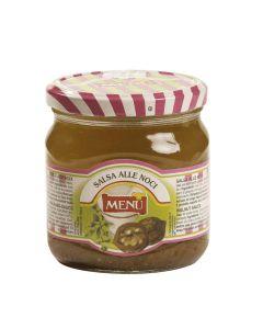 Menu Sauce Walnut Pesto
