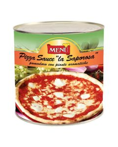 Menu Tomato Pizza Sauce Sap