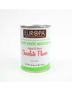 Europa Mousse,white Chocpa