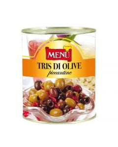 Menu Olives Mixed Spicy