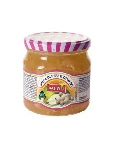 Menu Sauce Pear & Ginger