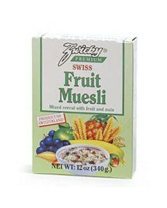 Zwicky Ag Muesli,fruit