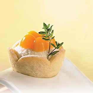 Dessert Pastry Shells