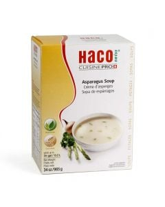 Haco Swiss Soup,asparagus Mix