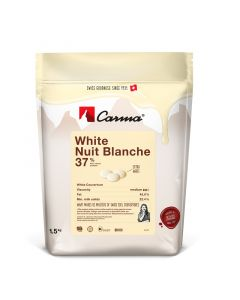 Carma Chocolate,white 37%