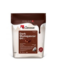 Carma Chocolate,madagasr 64%