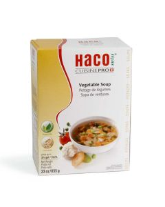 Haco Swiss Soup,vegetable Mix