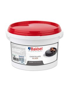 Bakbel Europe S.a. Glaze,chocolate