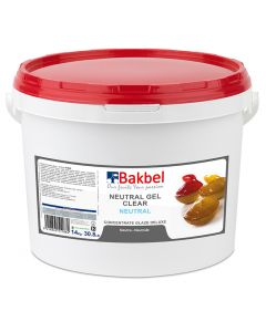 Bakbel Europe S.a. Gel,neutral Clear