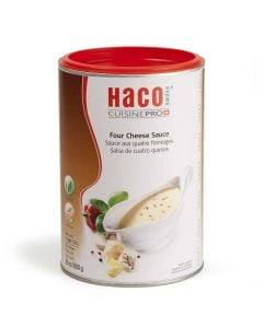 Haco Swiss Sauce,qtro Formaggi(four  Cheeses)