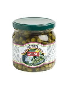 Menu Capers Small In Olive Oil