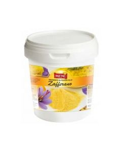 Menu Saffron Powder In Tin
