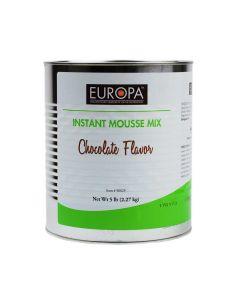 Europa Mousse,milk Chocpa