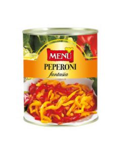 Menu Peppers Peperoni Fantasia