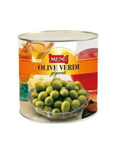 Menu Olives Green Giant With Pit