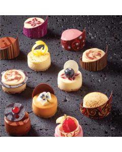La Rose Noire Frz,cheesecakes Asst