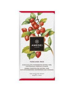 Amedei Tuscany Frutti Dk Red Fruit Bar