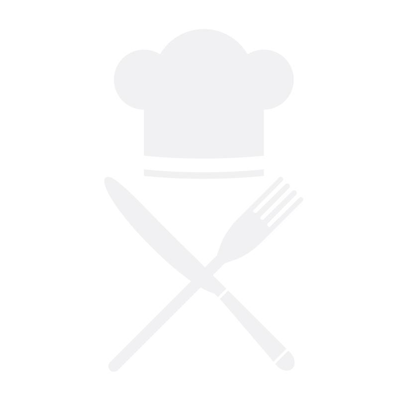 "Dnr, The Pastry Chef's Consult 1.2"" X 1.2"" Square Orange"