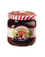 Menu Sauce Black Olives