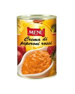 Menu Sauce Red Pepper